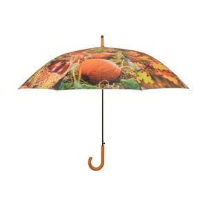 Holový deštník s podzimním designem Esschert Design, ø120cm
