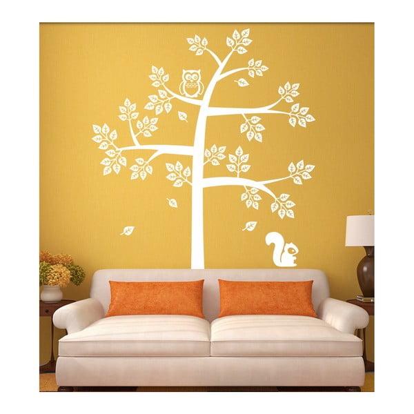 Dekorativní samolepka Strom, 152x115 cm