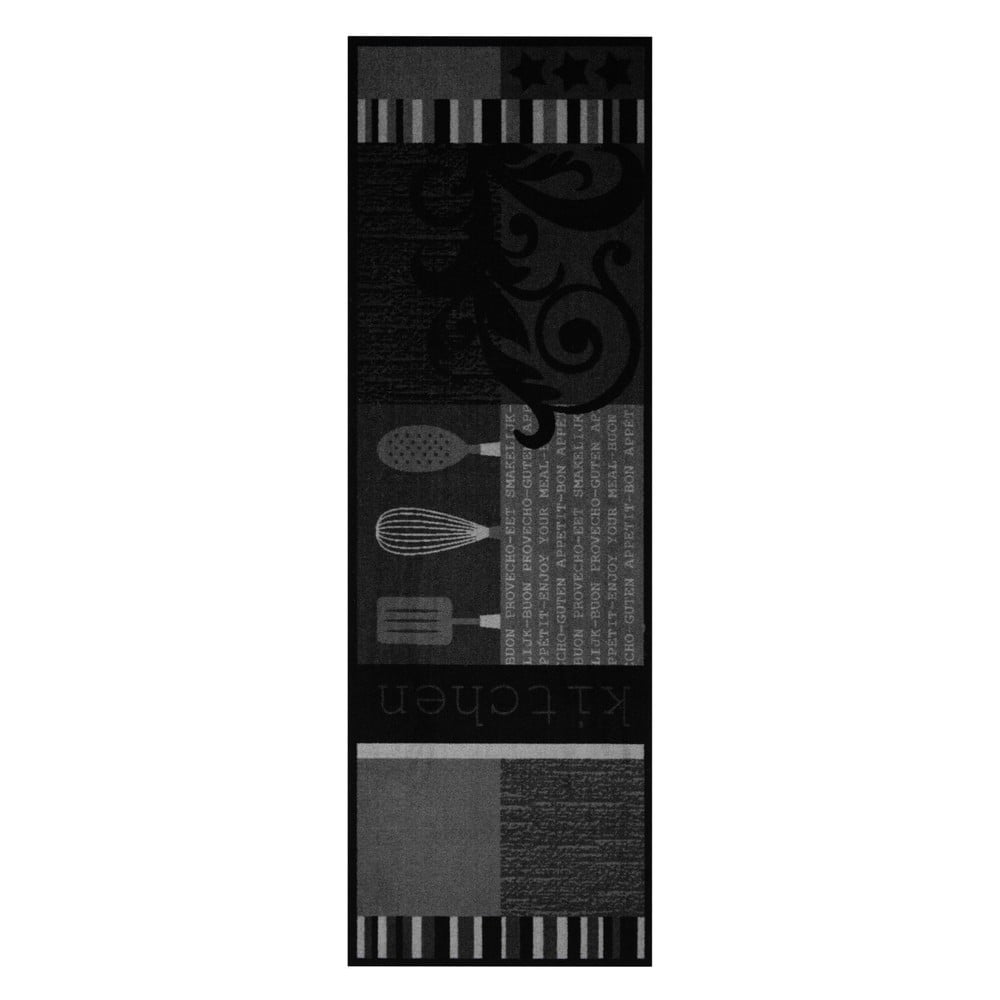 Kuchyňský běhoun Bougari Cook & Clean Utensils, 150 x 50 cm
