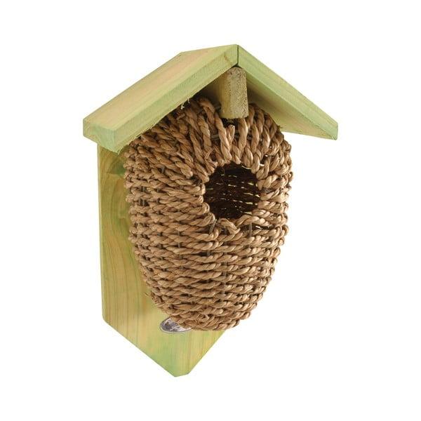Tengerifű madárház, magasság 26,2 cm - Esschert Design