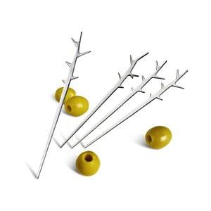 Napichovátka na olivy Olivesticks, 4 ks