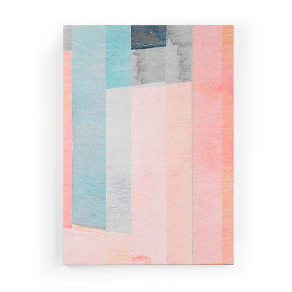 Obraz zo zamatového plátna Velvet Atelier Sweet, 50×70cm