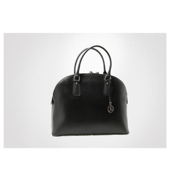 Kožená kabelka Mary, black