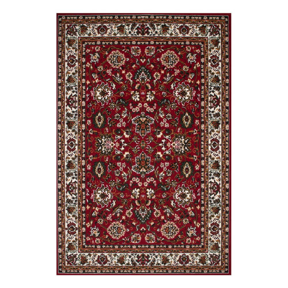 Červený koberec Kayoom Sahel, 160 x 230 cm