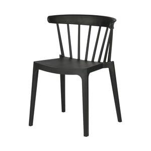 Černá jídelní židle De Eekhoorn Bliss