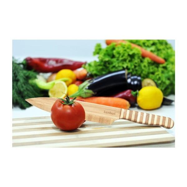 Bambusový nůž na zeleninu Bambum Salad