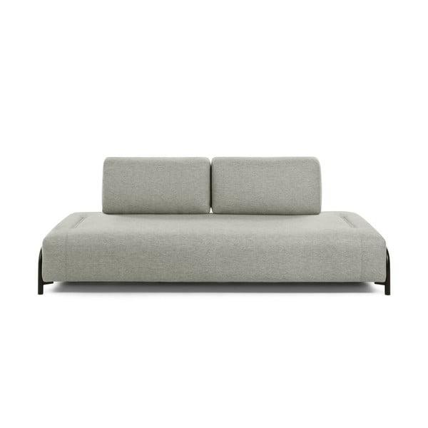 Canapea cu 3 locuri La Forma Compo, bej