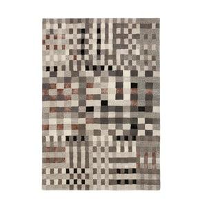 Vlněný koberec Jason Grey, 170x240 cm