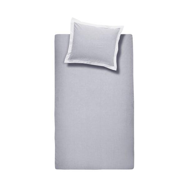 Povlečení Purify Grey, 140x200 cm