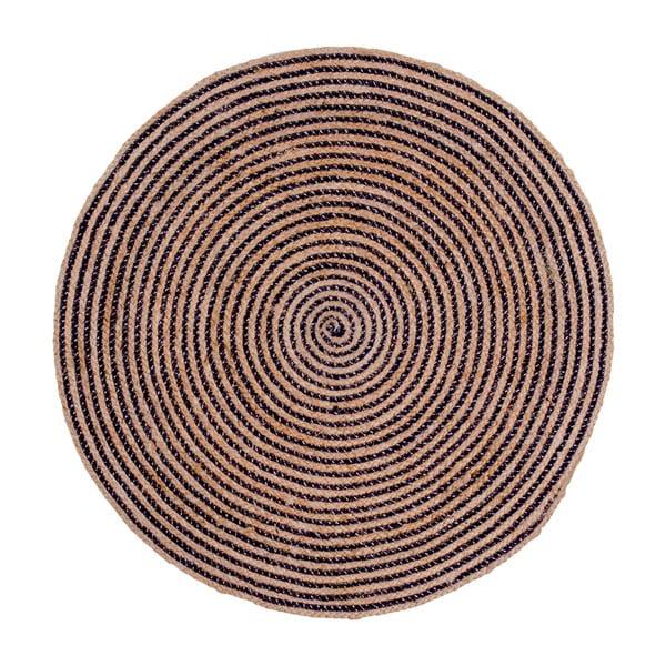 Bombay pamutkeverék szőnyeg, ø 90 cm - House Nordic