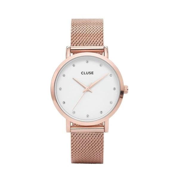 Zegarek damski w kolorze różowego złota Cluse Pavane