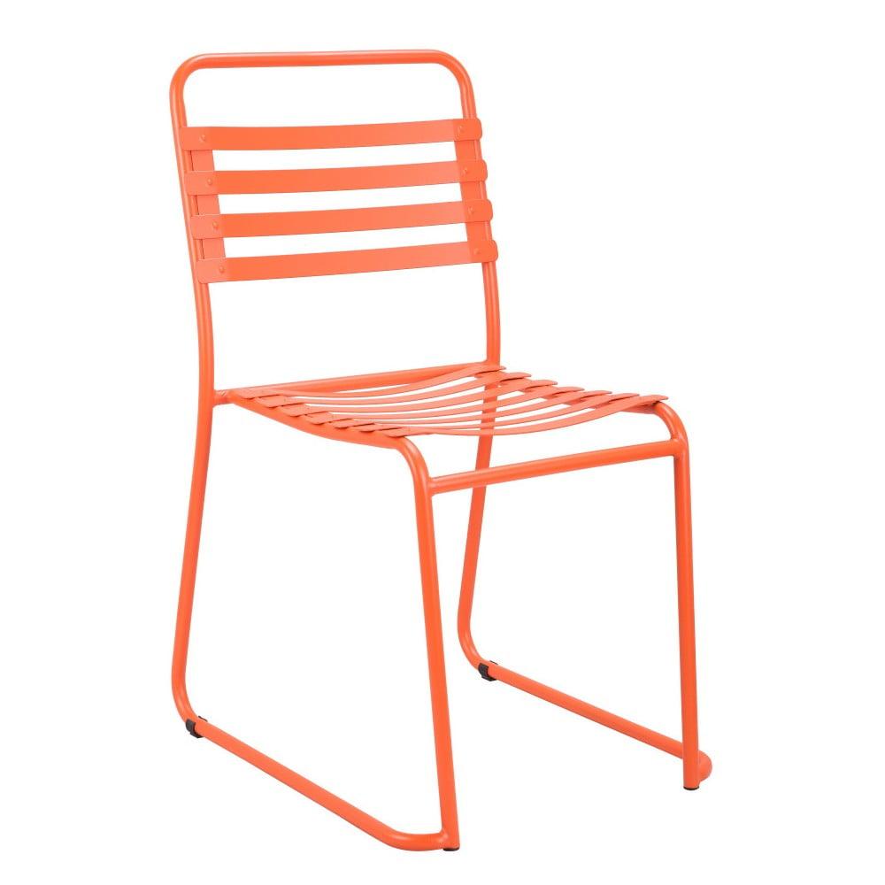 Oranžová židle Red Cartel Park