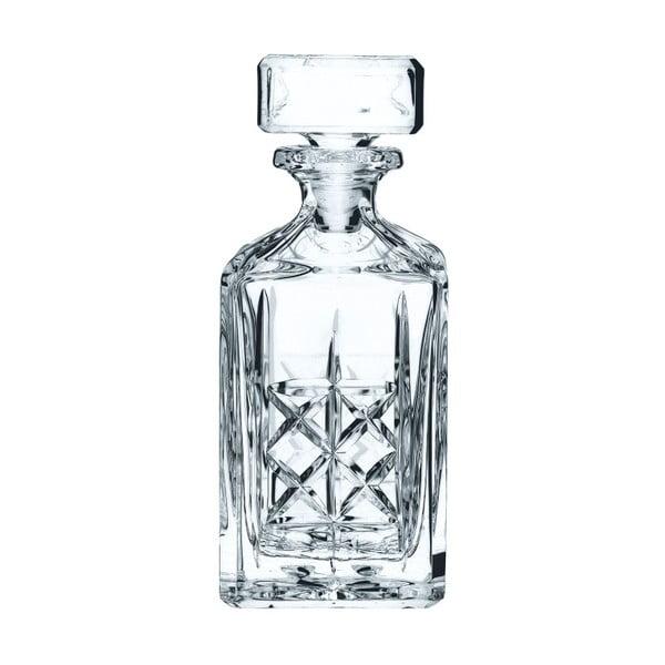 Karafa na whisky z krištáľového skla Nachtmann Highland Decanter, 0,75 l