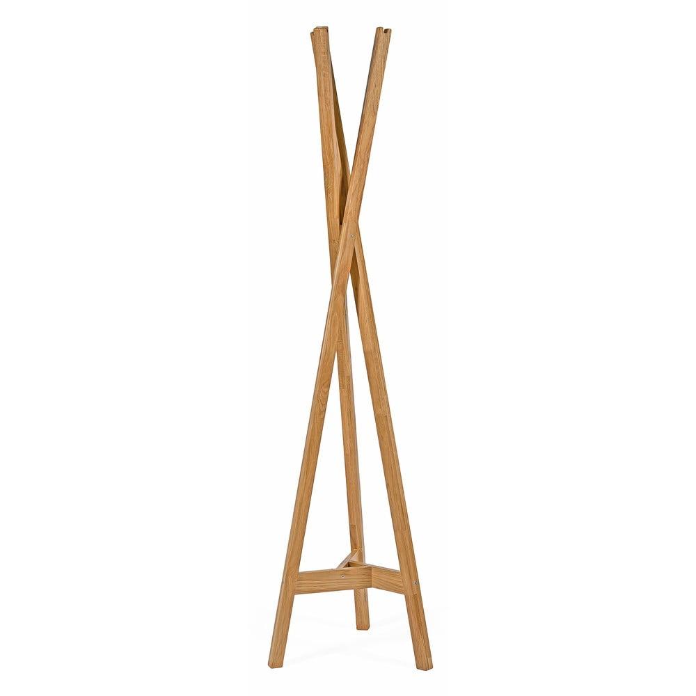 Dřevěný věšák Woodman Clift
