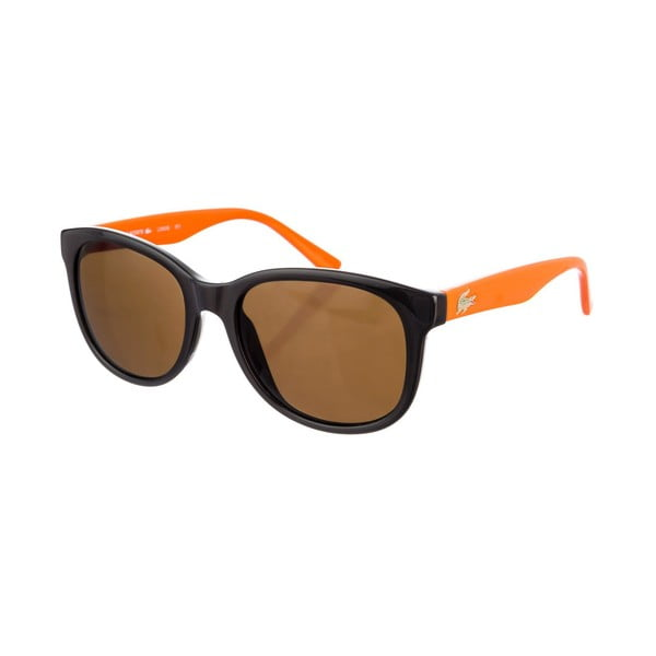 Dětské sluneční brýle Lacoste L603 Black/Orange