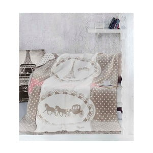 Deka Carcassonne, 150x200 cm