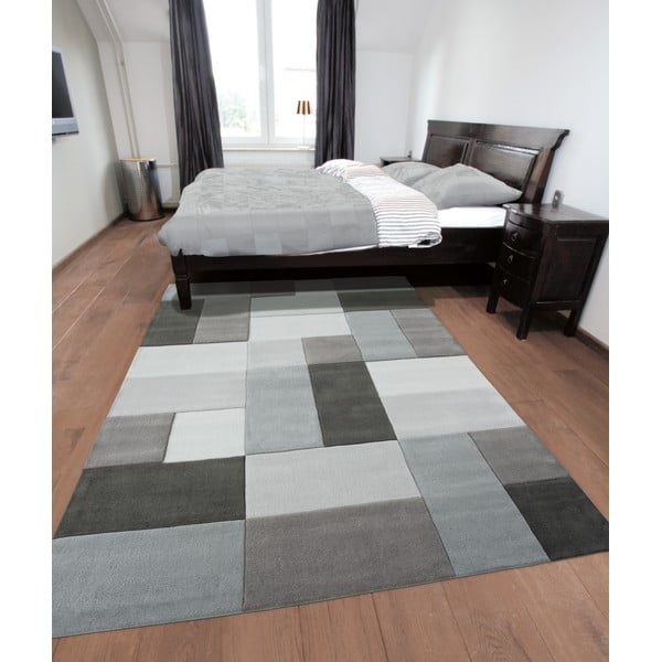 Ručně tkaný koberec Cool, 90x160 cm