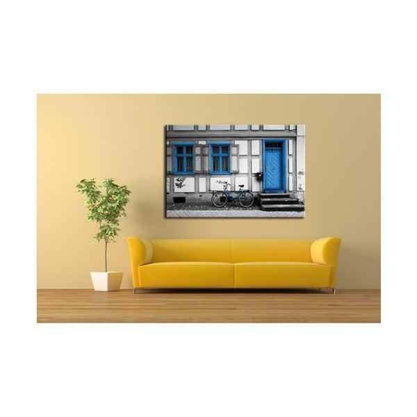 Fotoobraz Amsterdam, 90x60 cm