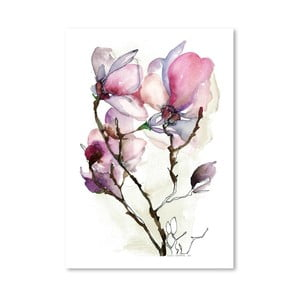 Plakát Americanflat Magnolia III by Claudia Libenberg,30x42cm