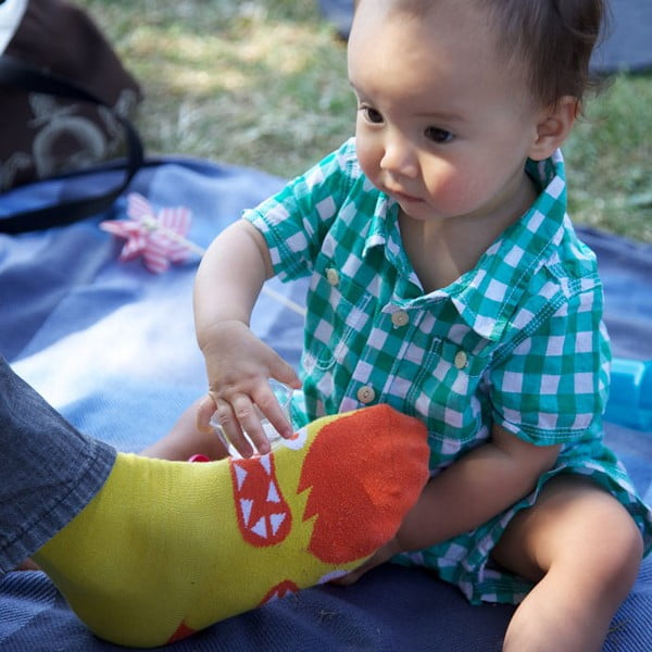 Ponožky Prof. Brian Sox (velikost L)