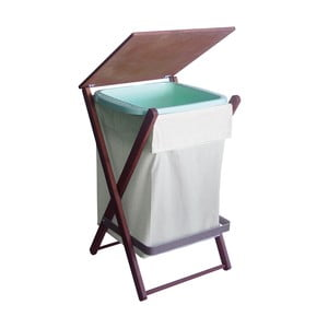 Koš na prádlo s poklopem Valdomo Portabiancheria