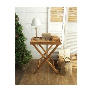 Odkládací stolek  z teakového dřeva Orchidea Milano Batavia