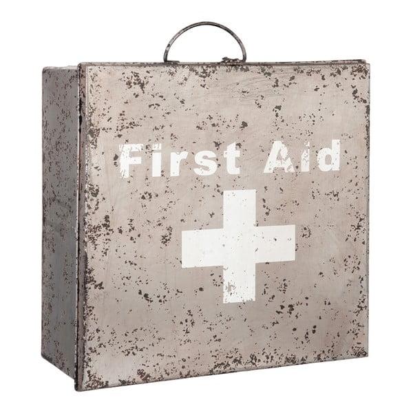 Box první pomoci Grey