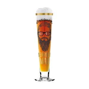 Set sklenice na pivo a 5 podtácků Ritzenhoff Alice Wilson