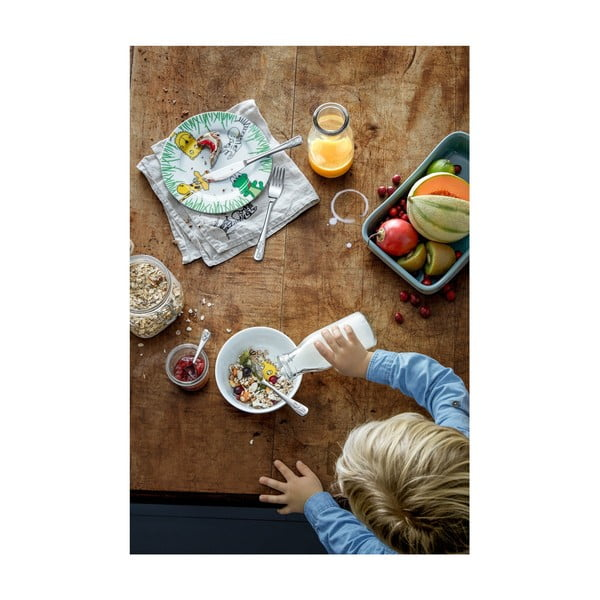 Set masă din 6 piese pentru copii WMF Cromargan® Safari