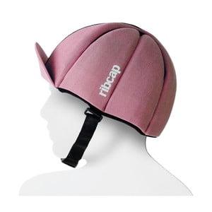 Čepice s ochrannými prvky Ribcap Hardy Rose, vel. S