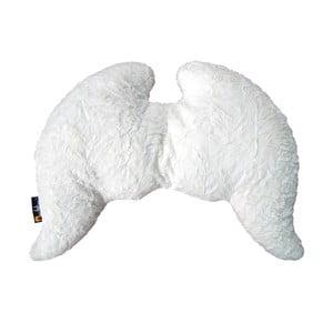 Andělský polštář Wings Joy krémově bílý, 68x52 cm