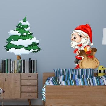 Autocolante Crăciun Fantastick Pere Noel de la Ambiance