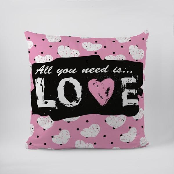 Polštář Need Love