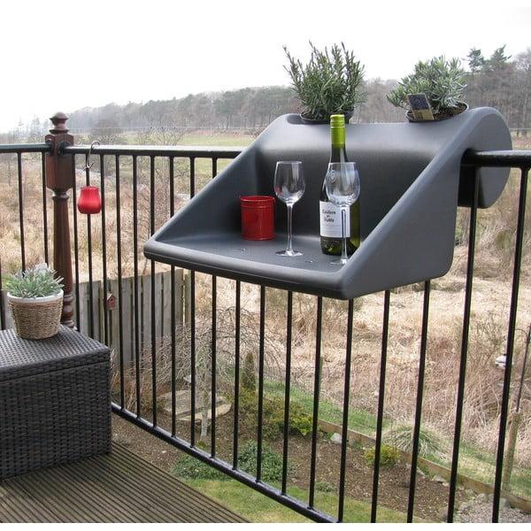 Balkonový systém, graphit