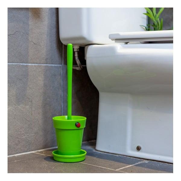 WC kartáč Lime