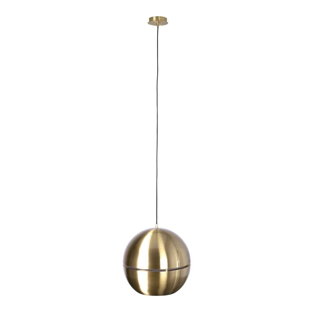 Stropní svítidlo ve zlaté barvě Zuiver Retro, Ø 40 cm