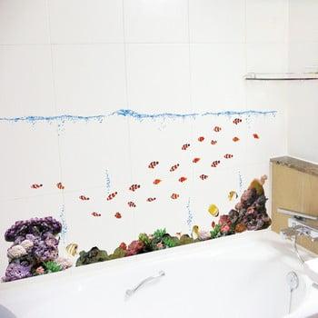 Autocolant MaDéco Exotic Fishes de la Ambiance