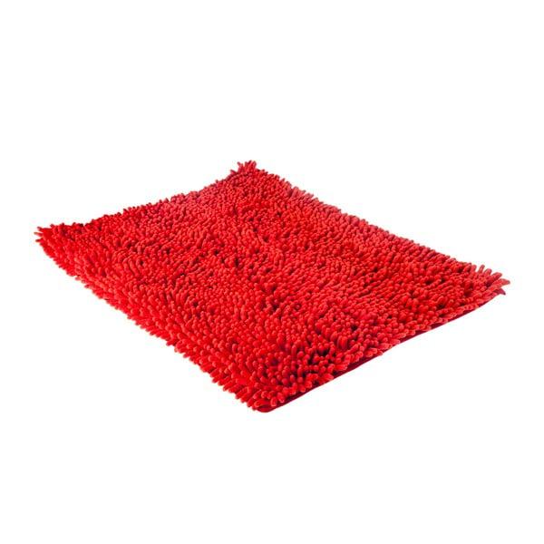 Koupelnová předložka Lilly Red