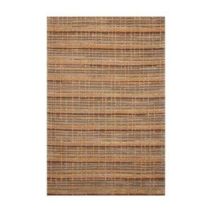 Hnědý koberec Nourtex Mulholland Dano, 175x114cm