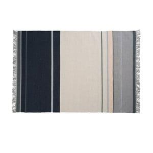 Vlněný koberec Metallum Granite, 140x200 cm