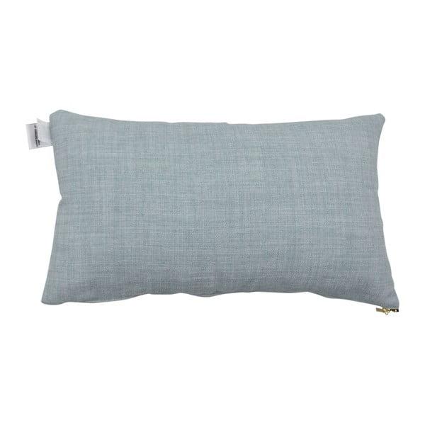 Sada 2 polštářů s výplní Karup Deco Cushion Moroccan Pepper/Sky Blue,45 x 25 cm