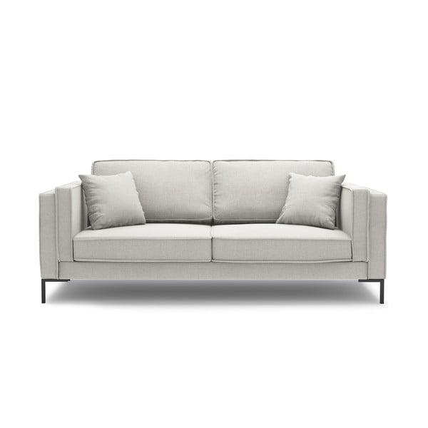 Attilo bézs kétszemélyes kanapé - Milo Casa