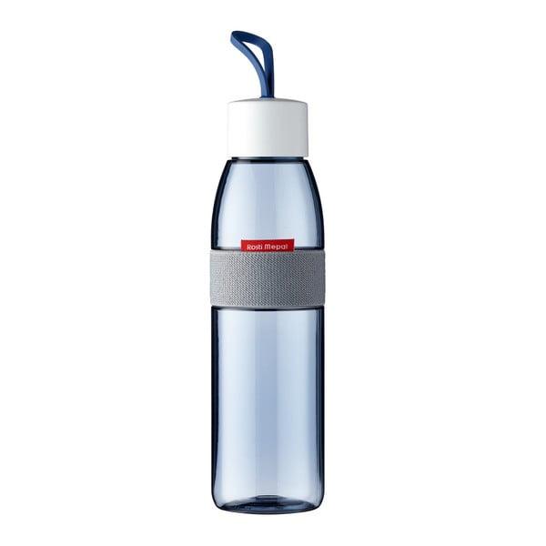 Sticlă pentru apă Rosti Mepal Ellipse, 500 ml, albastru