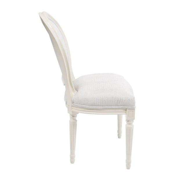 Scaun Kare Design Louis, alb