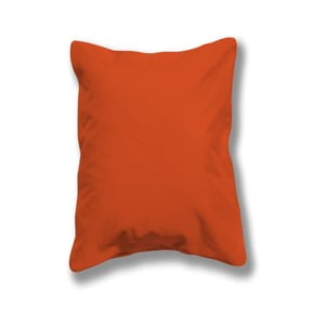 Sada 2 oranžových svítících venkovních polštářků Sunvibes, 45x45cm