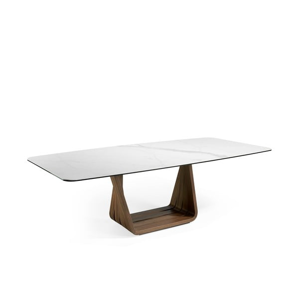 Jídelní stůl s mramorovou deskou Ángel Cerdá Walnut