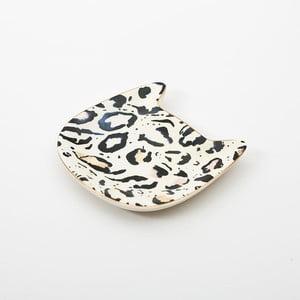 Odkládací talířek na šperky GO Nikky Strange Stationery Leopard