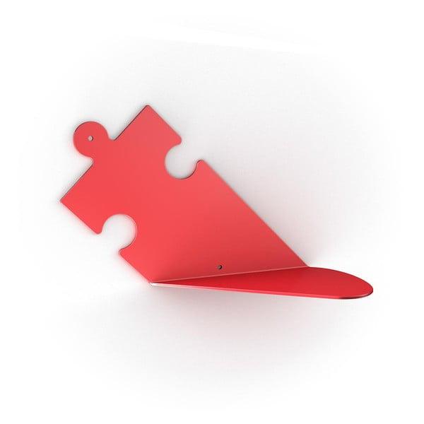 Police Puzzle, červená
