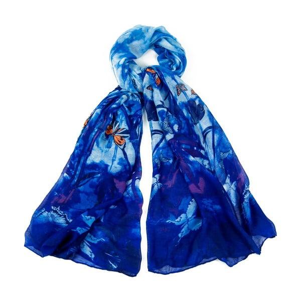 Šátek Ines Blue