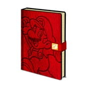 Zápisník A5 Pyramid International Super Mario, 120 stran